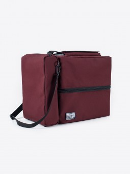 A2 cotton bordeaux