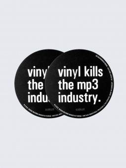 airbag craftworks vinyl kills slipmats