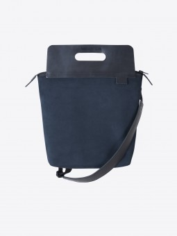 A2 dlx magnetic   velour navy