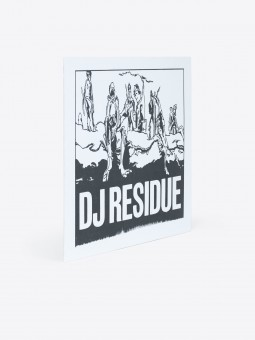 the trilogy tapes DJ Residue ‎- 211 Circles Of Rushing Water