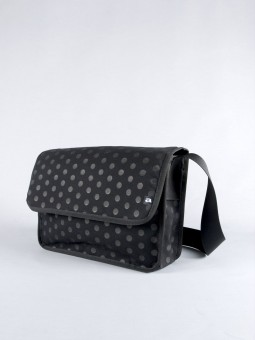 airbag craftworks black dots