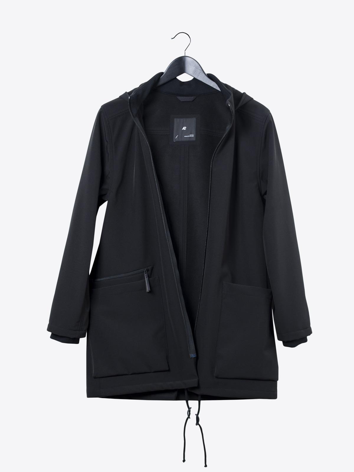 A2 edinburgh polar | black
