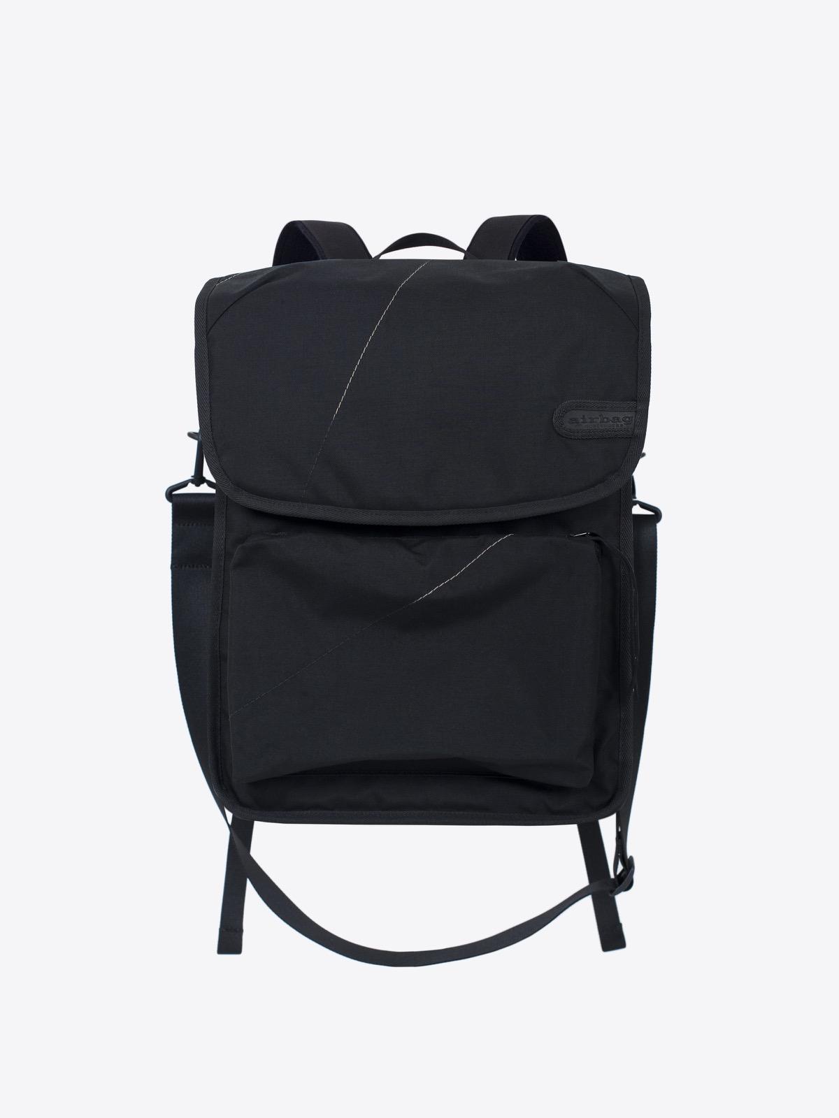 airbag craftworks nylon black | easy stitch