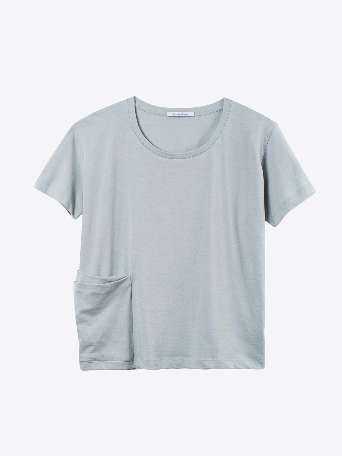 A2 pick pocket shirt | mirage grey