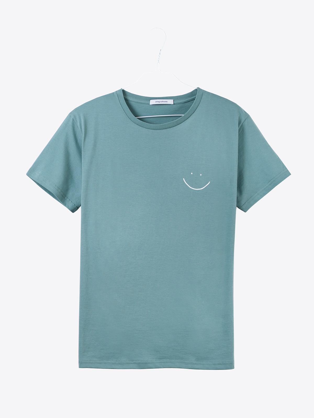 A2 simply happy | mint grey