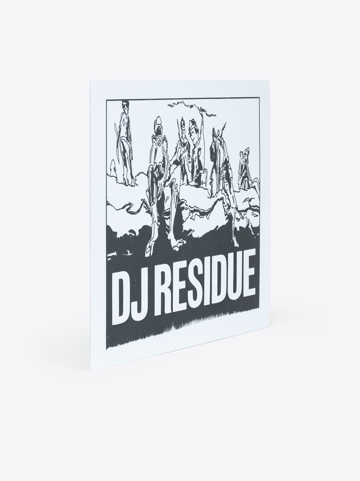 the trilogy tapes DJ Residue - 211 Circles Of Rushing Water